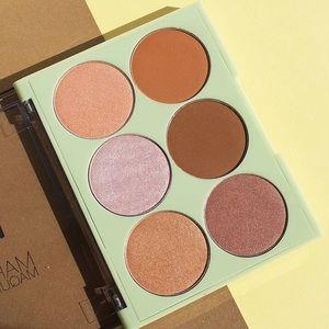 Pixi Strobe & Bronze + Maryam Maquillage